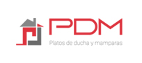 Logo PDM platos de ducha