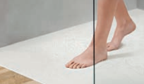 Roa Plato de ducha antideslizante