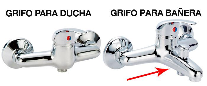 Diferencia columna ducha columna bañera